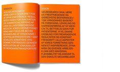 KONTRAPUNKT / OUR WORK: Brand Identity #layout #typography