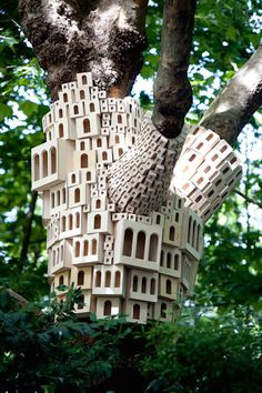 spontaneous_city_london_fieldworks5 #birdhouse