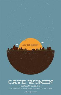 Cave Women - Posters - Creattica