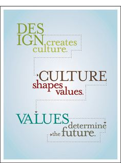 Design Typographic Treatment