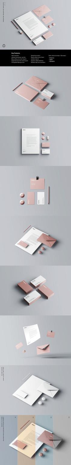 Branding Mockup (PSD)