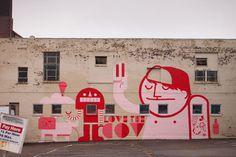 Love the Cov mural