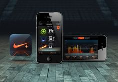 Nike+ Basketball 01 #tech #apps #bold