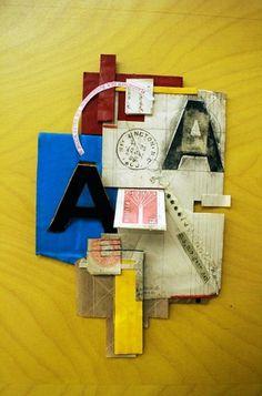 typographic / architectonic studies : corey hall #architectonic #studies #typography