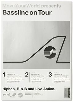 Paradiso / Posters 2 - Experimental Jetset