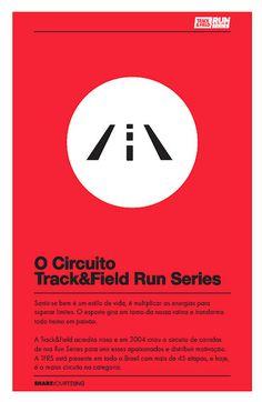 poster RUNit #t&f #branding #runit #design #poster