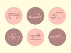 Transportation_icons