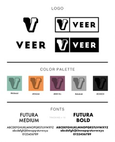 Brand Identity #Brand #identity #Logo #Minimal #Font #type #layout #style #guide