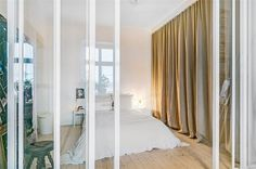 Specialdesignade skjutdörrar #interior #design #stockholm #decoration