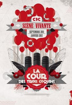 C3C on the Behance Network #design #graphic #poster