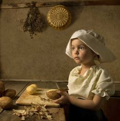 Fine Art and Cinematic Children Portraiture by Bill Gekas