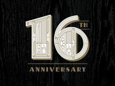 Speakeasy 16th Anniversary #type #anniversary