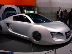 Audi RSQ Concept Car 2004 | Cars - Pictures & Wallpapers, Automotive News, High-Quality Images, Sport, Exotic, Luxury, Expensive Cars #metal #saudi #car