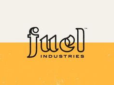 Fuel Industries #inspiration #design #graphic #identity #logo