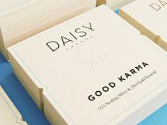 Daisy London on Behance #branding