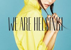 Tsto | We Are Helsinki #masthead #typography