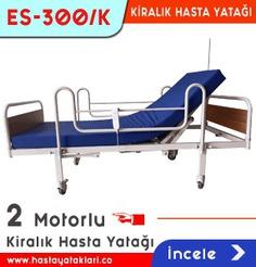 Kiralık Hasta Yatağı - 2 Motorlu