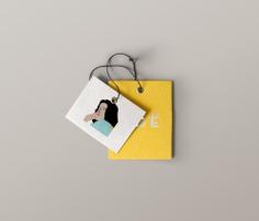 Nonprofit women's fashion tag concept. Zoë — Brittany Byrne