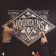 Dale Partridge // CEO #lettering #chalk #art #hand #typography