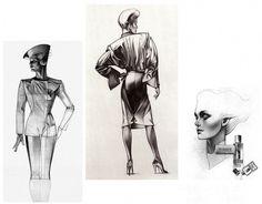Decoy-Magazine.jpg 800×627 pixels #fashion #trendland
