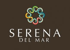 +++SERENA DEL MAR+++ on the Behance Network #serena #caf #brand #logo #mar