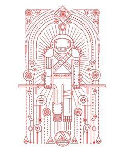 Mingo Lamberti #design #shirt