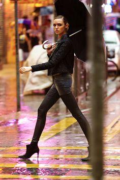 Cora Keegan by Chris Shintani for REVOLVE's Latest Lookbook #fashion #model #photography #girl