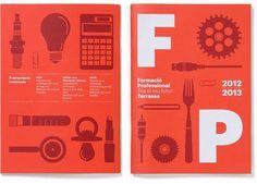 Campanya Formació Professional a Terrassa 2012 | Txell Gràcia | disseny gràfic |Barcelona