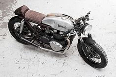 Featherbed 865 Triton 3 #norton #motorcycle