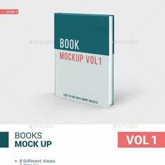 Books Mockup Vol 1