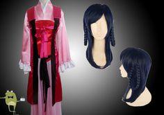 Magi Labyrinth of Magic Gyokuen Ren Cosplay Costume + Wig #costume #ren #gyokuen #cosplay