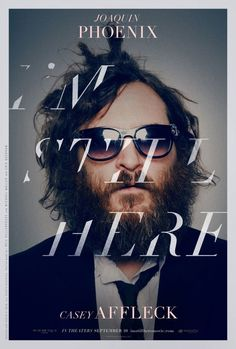 I'm Still Here Movie Poster #design #here #phoenix #joaquin #still #im
