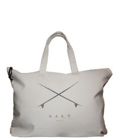 SALT SURF — Session Tote #bag #board #salt #surf