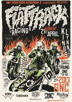 2013 DTRA poster