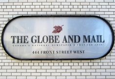 Globe and Mail redesign to launch October 1 #newspaper
