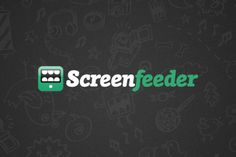 Screenfeeder #logo #app