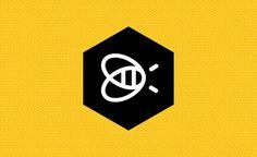 Identité visuelle agence d'architecture Lyon - Bees Architectes #bee #beehive
