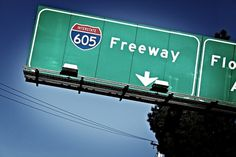 Freeway | Flickr - Photo Sharing! #signage #interstate #freeway