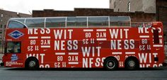 HORT #bus #red #witness #nike #nyc #basketball