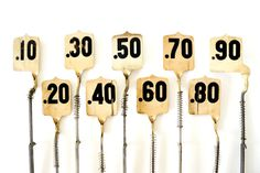 Vintage Cash Register Price Tags #type #tag #vintage #price