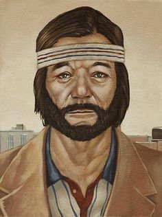 """Bill Murray Time"" prints by Casey Weldon 