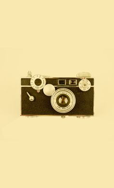 Argus Cintar Camera Art Print #cool #old #camera #print #design #retro #land #unique #photography #vintage #art #studio #society6 #antique #new