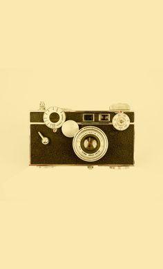 Argus Cintar Camera Art Print