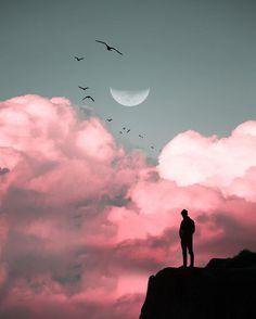 Dreamlike and Mesmerizing Photo Manipulations by Jackson Hall