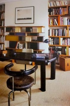 a note on design #bookcases #furniture #interiors