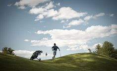 Man Versus Golf by Mark Yaggie » Creative Photography Blog #advertising #photography #inspiration