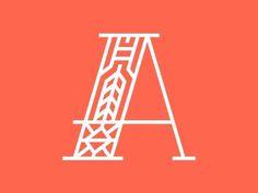 Dennis P Kramer #type #navajo #typography