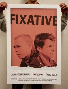 Zinegraph | Regularity, cleanness, good taste and charm #fixative #movie #zinegraph #poster