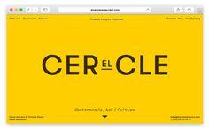 Website for El Cercle