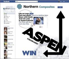 Northern Composites #just #northern #design #snow #facebook #jack #snowboard #layout #web
